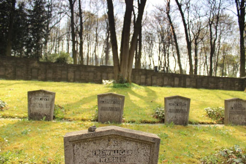 Jüdischer Friedhof Berlin Weißensee - Denkmal